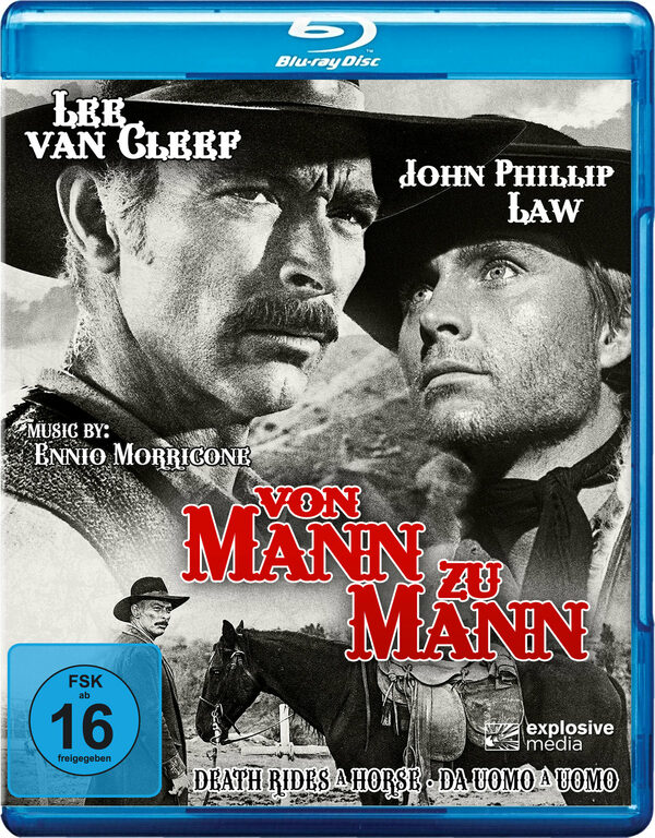 Von Mann zu Mann Blu-ray Bild