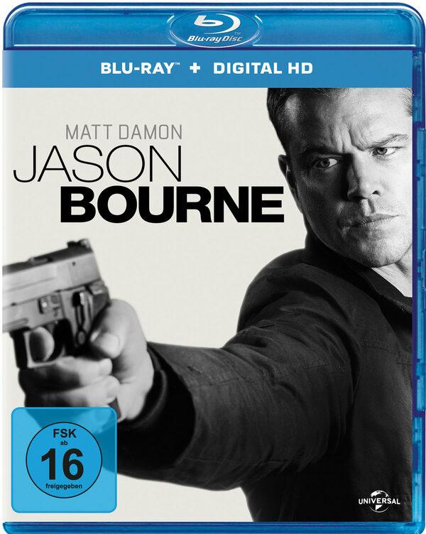 Jason Bourne Blu-ray Bild