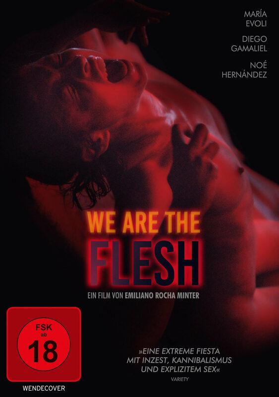 We Are The Flesh DVD Bild