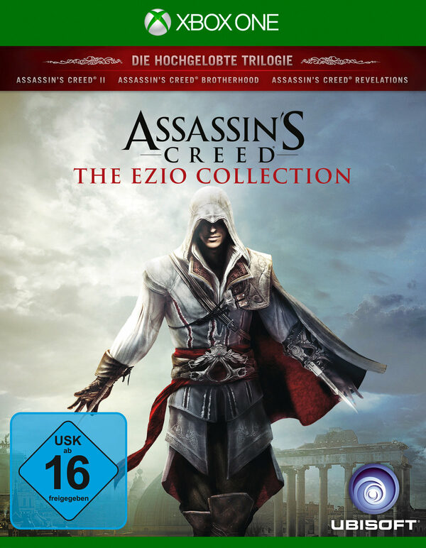 Assassin's Creed - The Ezio Collection XBox One Bild