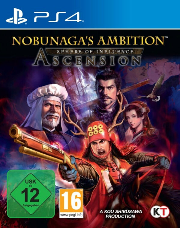 Nobunaga's Ambition: Sphere of Influence - Ascension Playstation 4 Bild