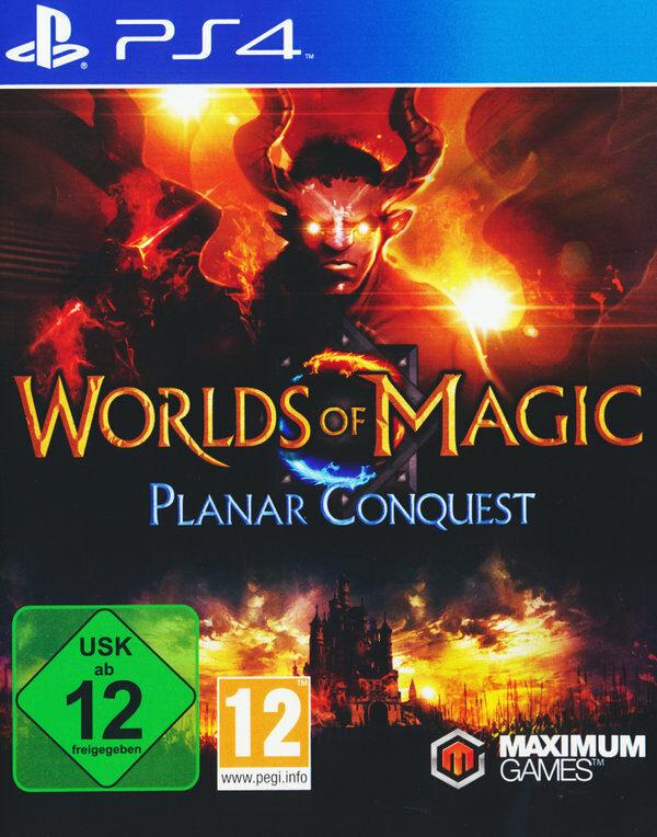Worlds Of Magic: Planar Conquest Playstation 4 Bild