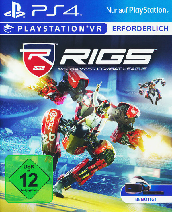 RIGS: Mechanized Combat League Playstation 4 Bild