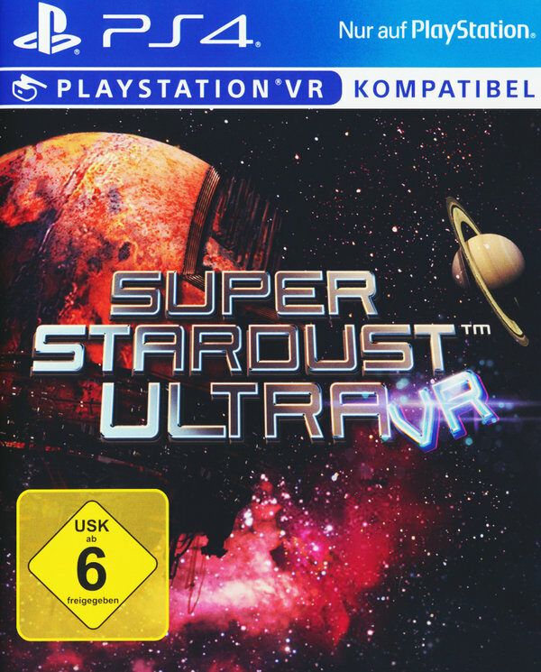 Super Stardust Ultra Playstation 4 Bild