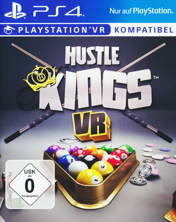 Hustle Kings VR Playstation 4 Bild