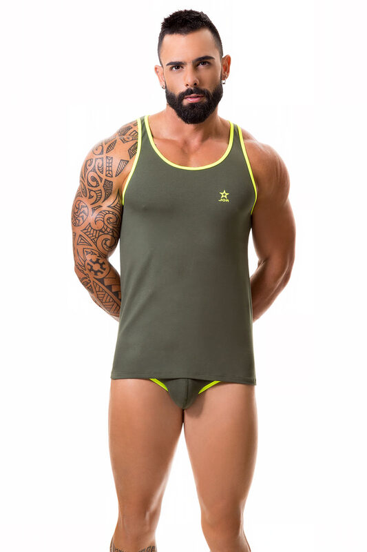 Centauro Tank Top Green - Größe L Gay Kleidung Bild