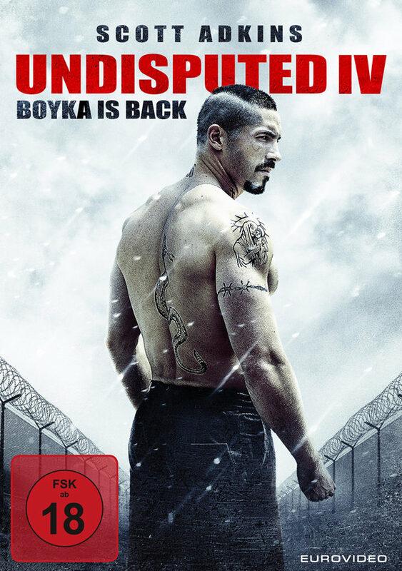 Undisputed IV - Boyka Is Back DVD Bild