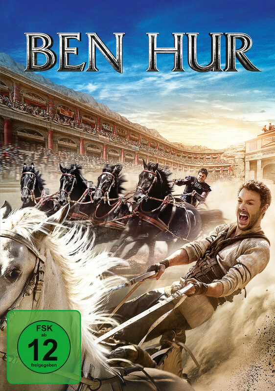 Ben Hur DVD Bild