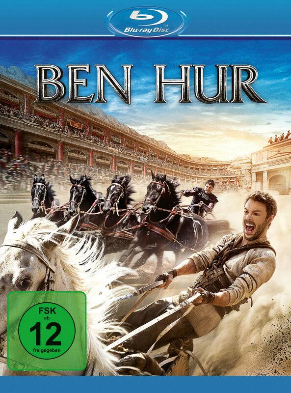 Ben Hur Blu-ray Bild