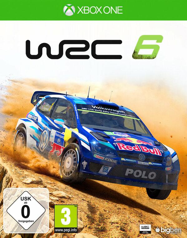 WRC 6 - FIA World Rally Championship XBox One Bild