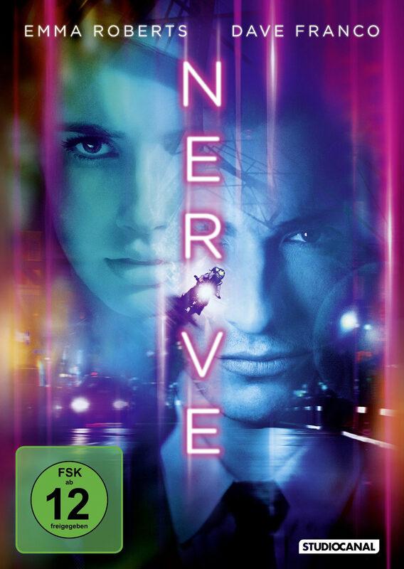Nerve DVD Bild