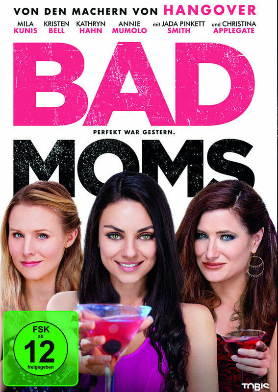 Bad Moms DVD Bild