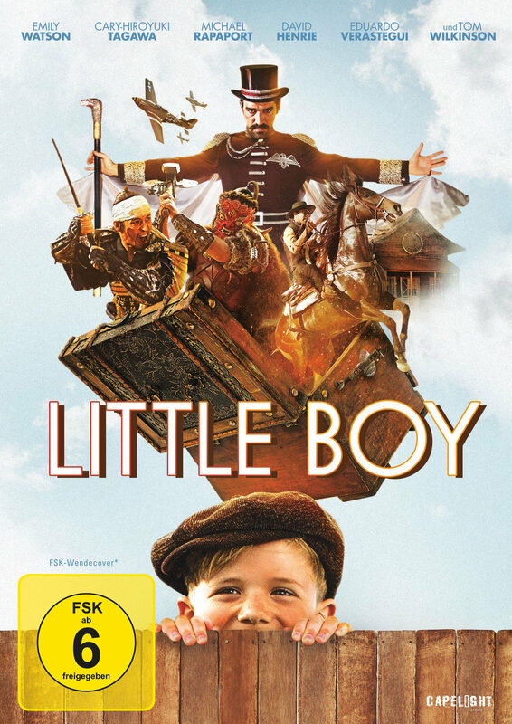 Little Boy DVD Bild