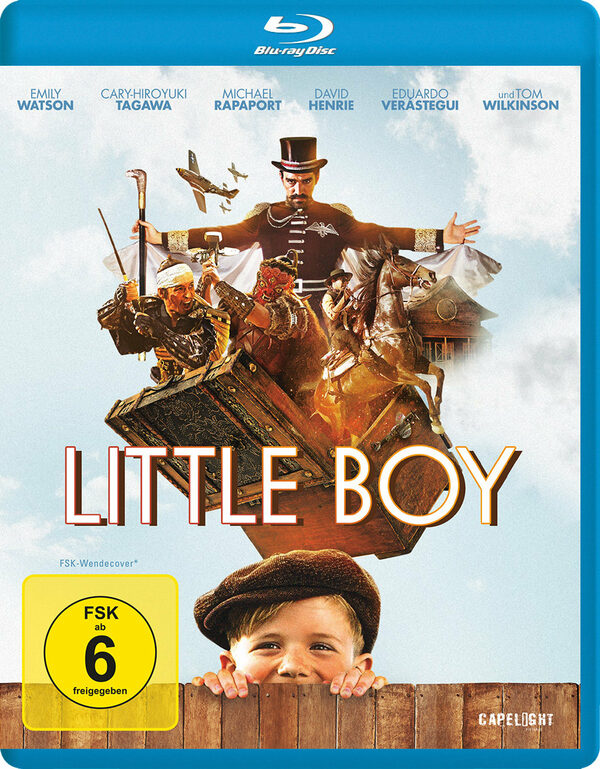 Little Boy Blu-ray Bild