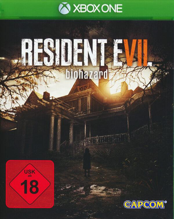 Resident Evil 7 Biohazard XBox One Bild