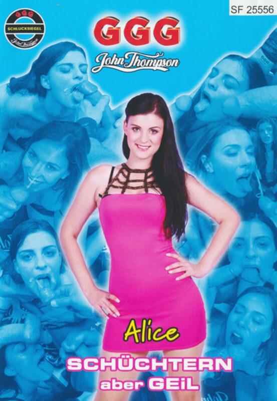 Alice - Schüchtern aber geil Porno   XJUGGLER DVD Shop