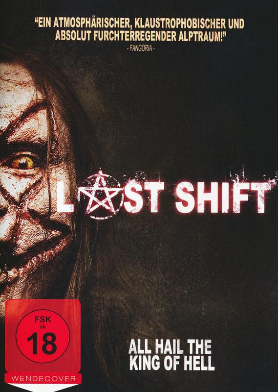 Last Shift DVD Bild