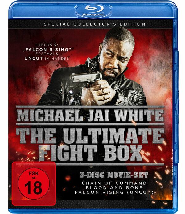 Michael Jai White - The Ultimate Fight Box Blu-ray Bild