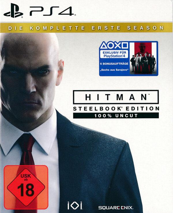 Hitman (Steelbook Edition) Playstation 4 Bild