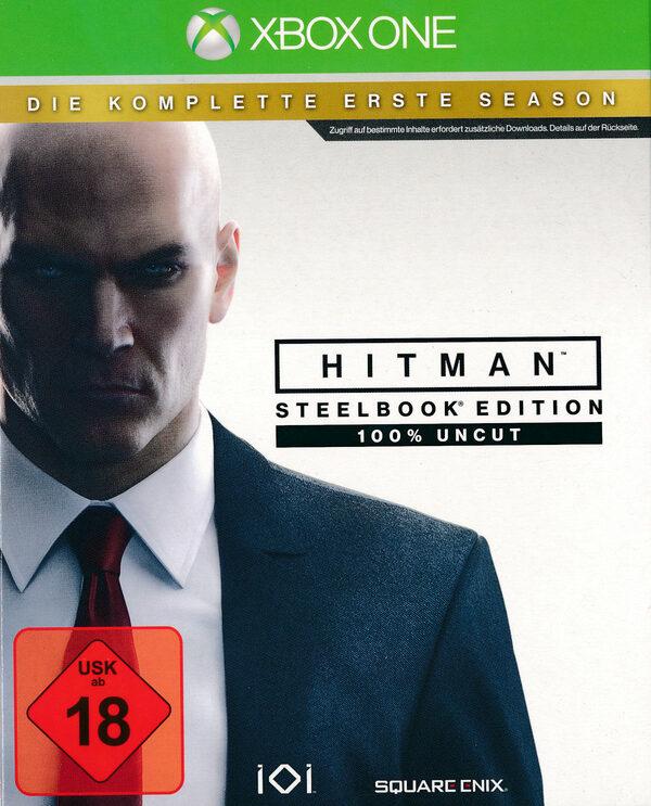 Hitman - Die komplette erste Season XBox One Bild