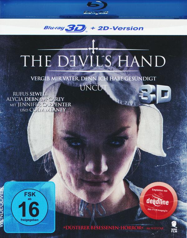 The Devil's Hand - Uncut (inkl. 2D-Version) Blu-ray Bild