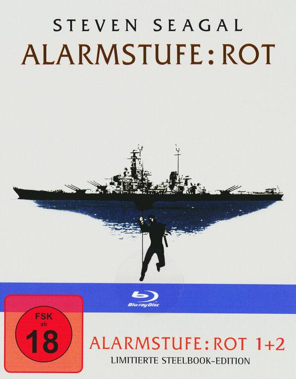 Alarmstufe Rot 1+2 - Uncut  [LE] [SB] Blu-ray Bild