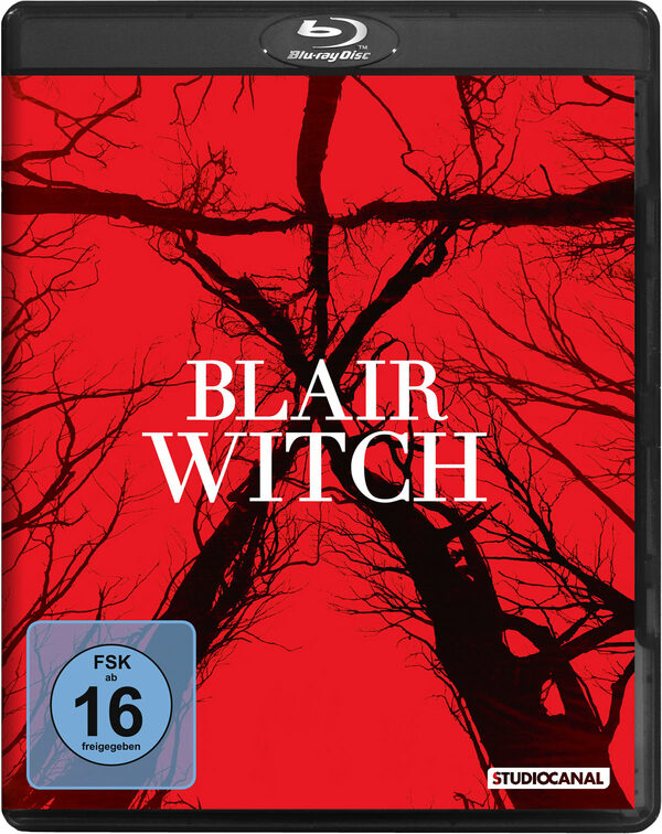Blair Witch Blu-ray Bild