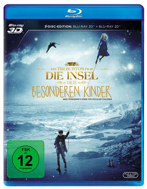 Die Insel der besonderen Kinder  (+ BR) Blu-ray Bild