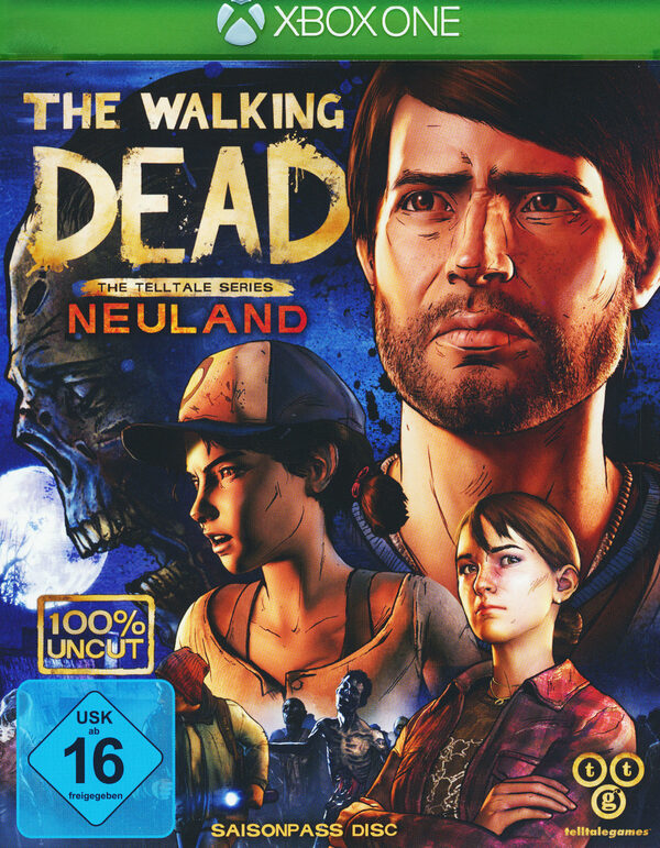 The Walking Dead Season 3 - Neuland XBox One Bild