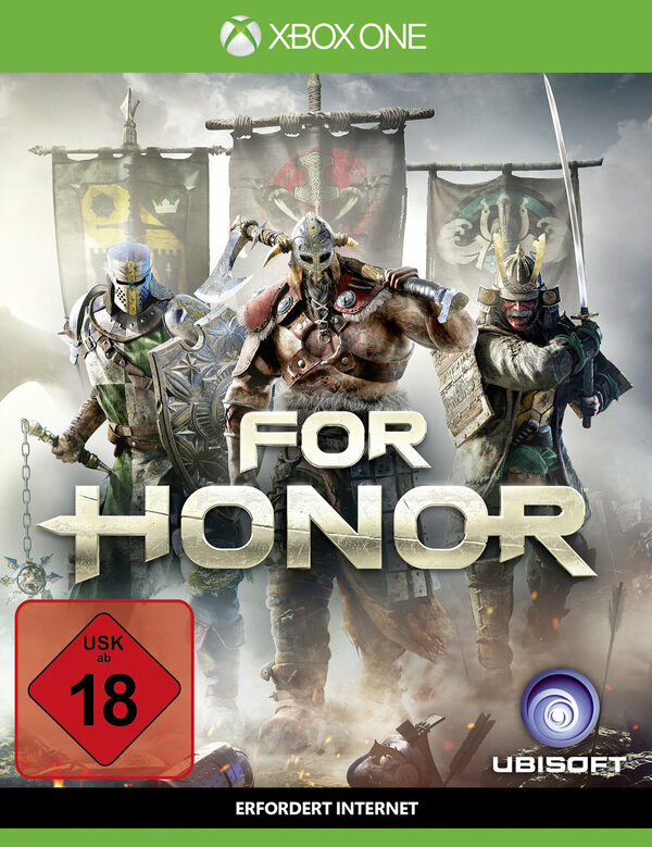 For Honor XBox One Bild