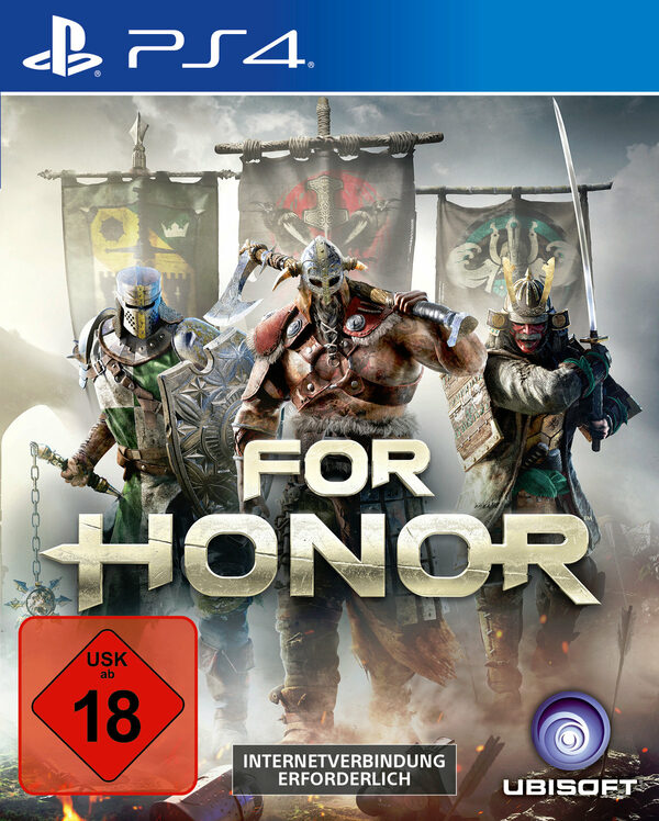 For Honor Playstation 4 Bild
