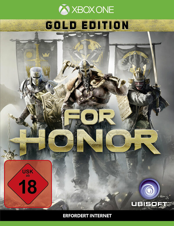 For Honor - Gold Edition XBox One Bild