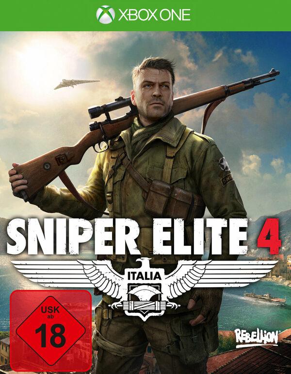 Sniper Elite 4 - Italia XBox One Bild