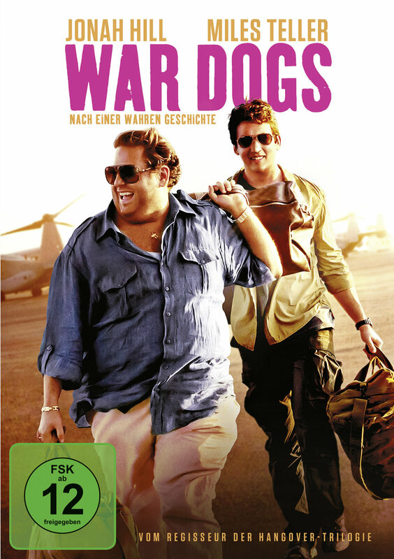 War Dogs DVD Bild