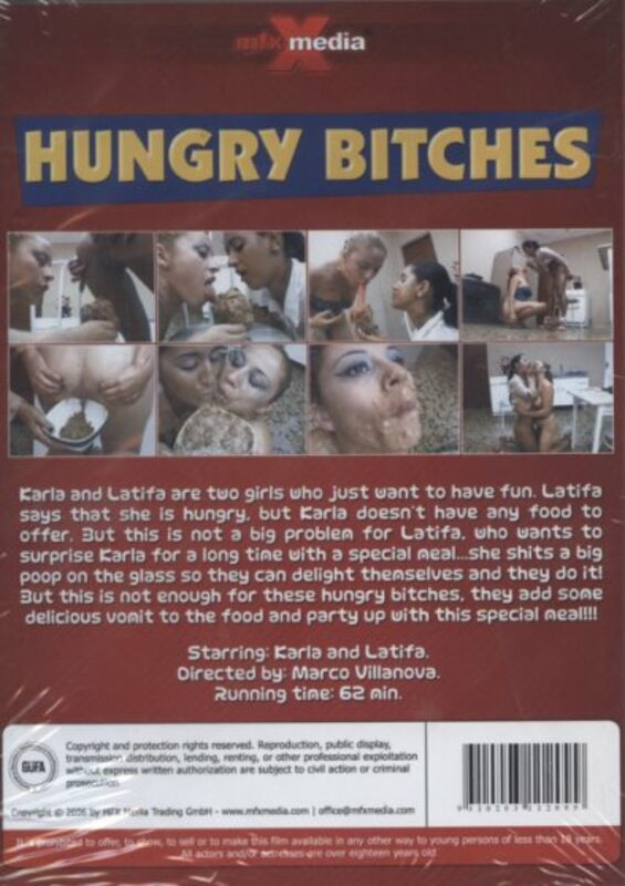 hungry bitches trailer