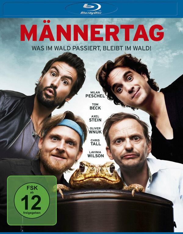 Männertag Blu-ray Bild