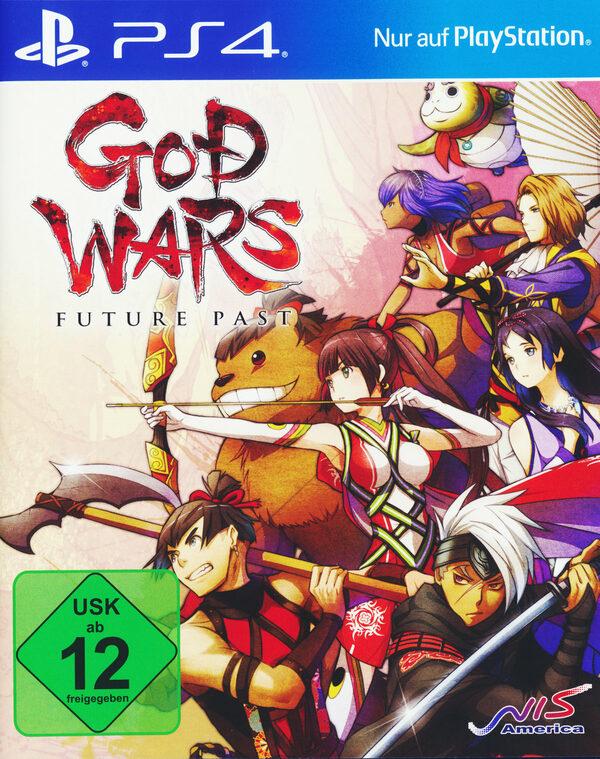 God Wars - Future Past Playstation 4 Bild