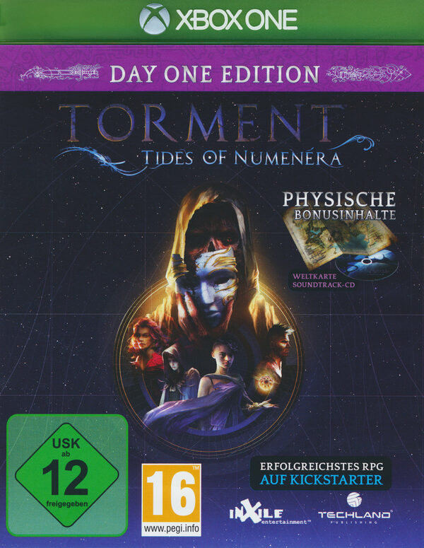 Torment - Tides of Numenera (Day One Edition) XBox One Bild