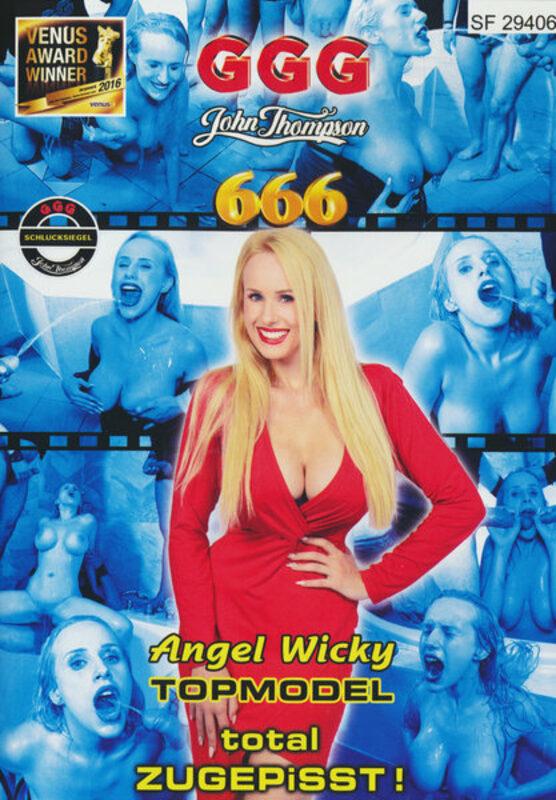 Angel Wicky - Topmodel total zugepisst Porno | XJUGGLER