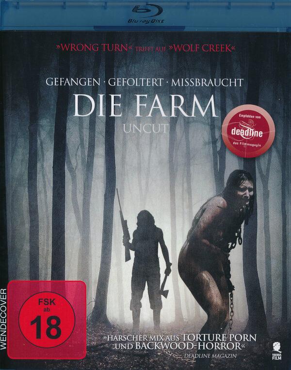 Die Farm - Uncut Blu-ray Bild