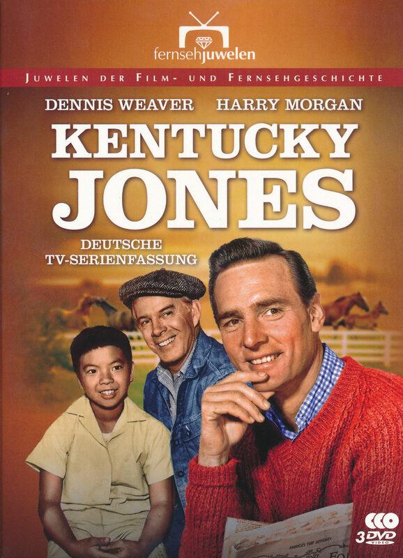 Kentucky Jones  [3 DVDs] DVD Bild