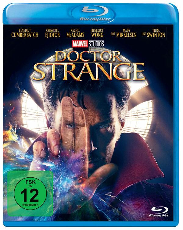Doctor Strange Blu-ray Bild