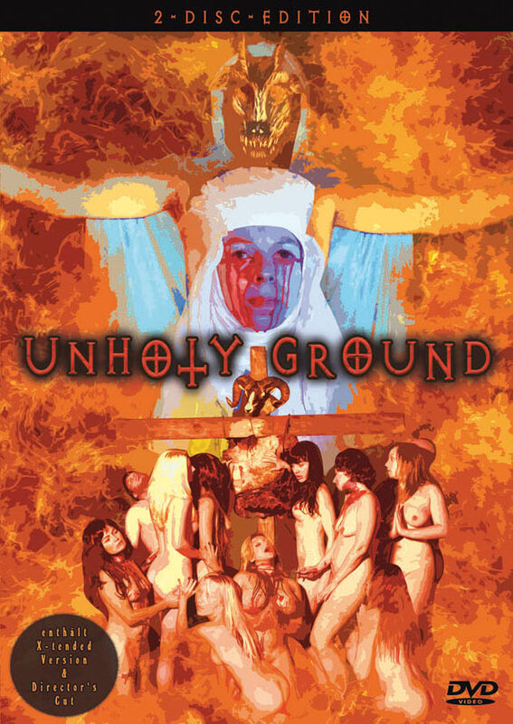 Unholy Ground - 2 Disc Edition DVD Bild