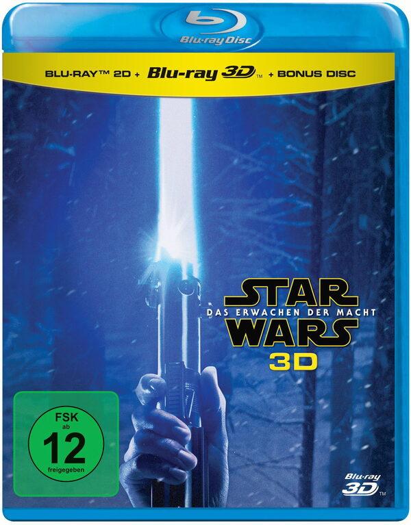 Star Wars - Das Erwachen der Macht  (+ BR) Blu-ray Bild