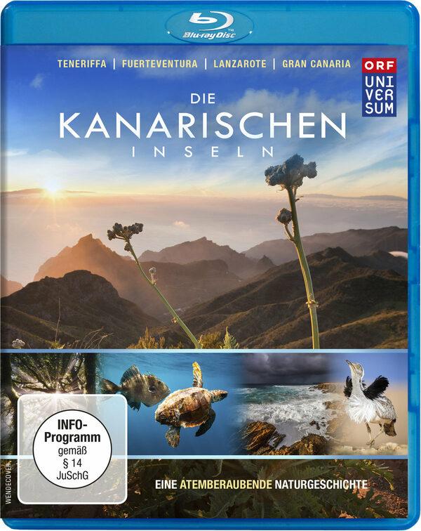 Die Kanarischen Inseln - Eine atemberaubende... Blu-ray Bild