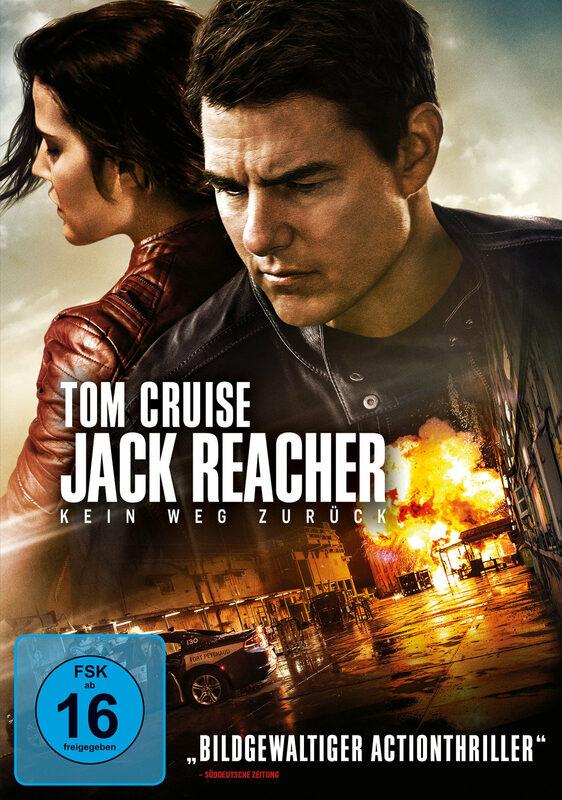 Jack Reacher: Kein Weg zurück DVD Bild