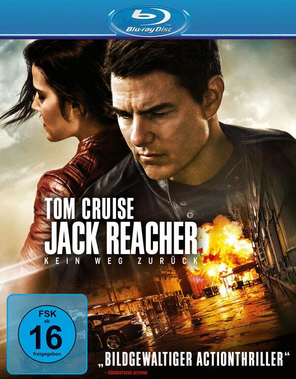 Jack Reacher: Kein Weg zurück Blu-ray Bild