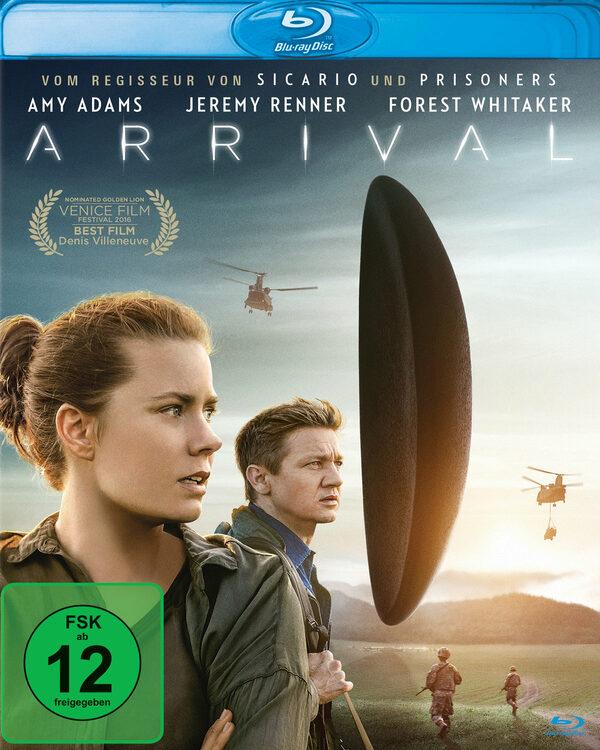 Arrival Blu-ray Bild