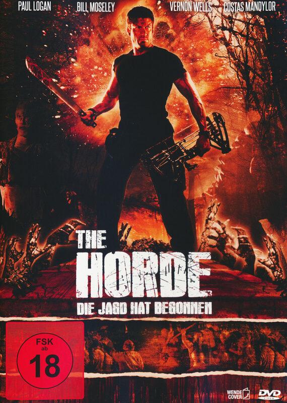 The Horde - Die Jagd hat begonnen DVD Bild