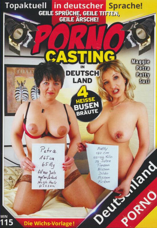 Porno Casting In Deutschland
